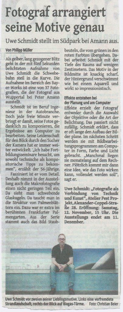 Solinger Tageblatt09NV16